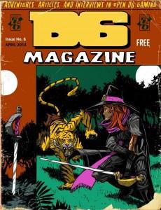 d6 magazine