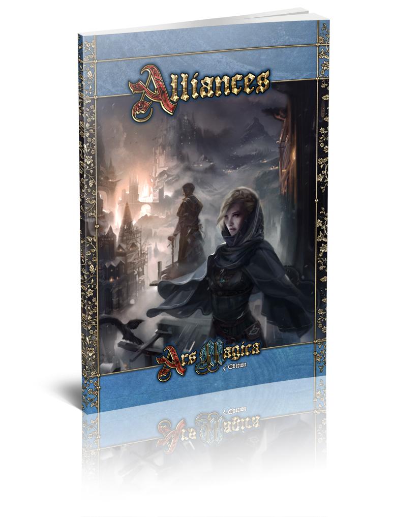 Alliance Ars magica